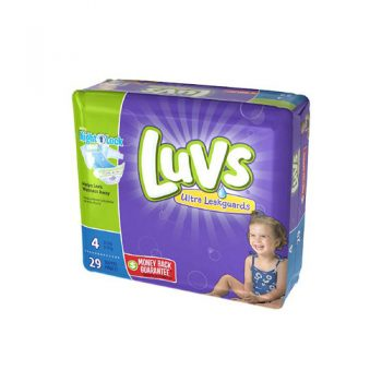 Ipsum with Ultra Dolor, Size 4 Diapers 29 ea